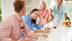 تفسير حلم الخصام مع أهل الزوج في المنام