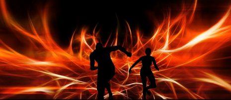 تفسير حلم الهروب من الحريق في المنام