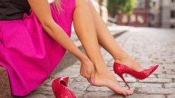 تفسير حلم الحذاء ضيق في المنام
