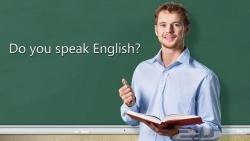 تفسير حلم تدريس مادة اللغة الإنجليزية في المنام