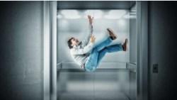 تفسير حلم سقوط المصعد في المنام