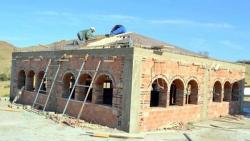 رؤية مسجد يبنى في المنام