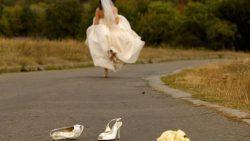 تفسير حلم هروب العروس من زفافها في المنام