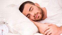 تفسير حلم رؤية شخص تحبه نائم في المنام