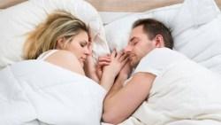 تفسير حلم النوم بجانب الحبيب في المنام