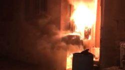 تفسير حلم حريق الحمام في المنام