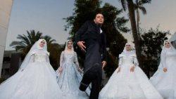 تفسير حلم الزواج من أربع نساء في المنام