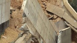 تفسير حلم سقوط الجدار في المنام
