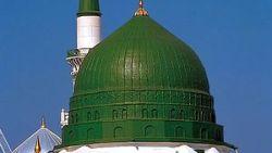 تفسير رؤية القبة الخضراء للمسجد النبوي في المنام
