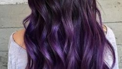 تفسير حلم شعري لونه بنفسجي في المنام