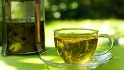 الشاي الاخضر كم يحرق سعره حراريه