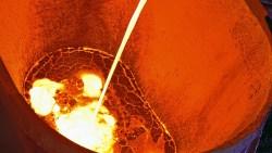 تفسير حلم صهر الحديد في المنام