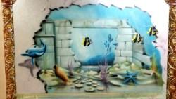 تفسير حلم الرسم على الحائط في المنام