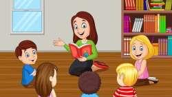 قصص مكتوبة للأطفال
