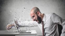 تفسير حلم الغضب في المنام