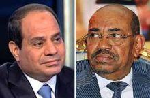 السودان أبعد قيادات إسلامية مصرية بعد لقاء السيسي والبشير في الخرطوم