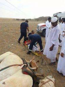 السعودية : مصرع راع سوداني بـ«صاعقة» في الباحة