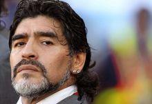 بالصور.. مارادونا يثير الجدل بـ(وشم) جديد يُهين صديقته