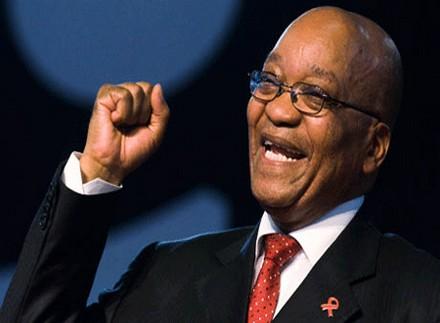 رئيس جنوب أفريقيا جاكوب زوما يفكر في الزواج للمرة السابعة