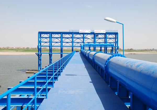 محطة مياه