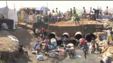 Photo of أكثر من 100 ألف نازح في جنوب السودان