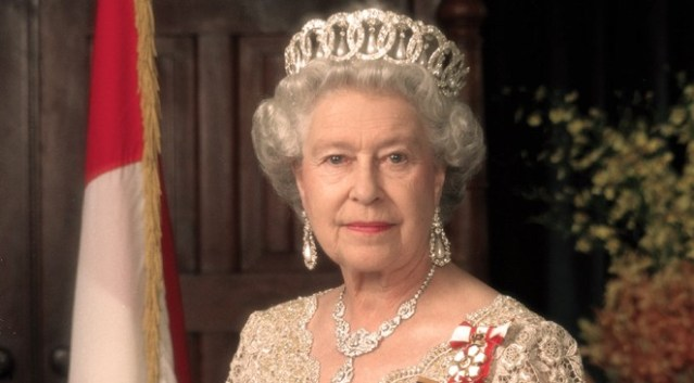إليزابيث الثانية