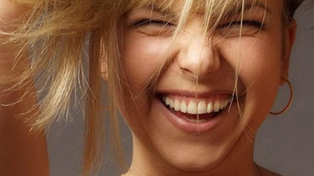 ضحكة ابتسامة