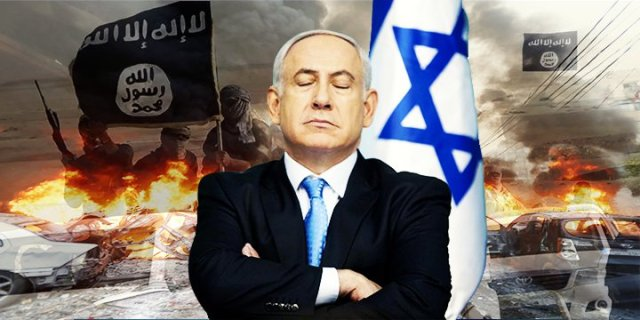 Israel asserts - finance the war on Daash through the purchase of Kurdistan oil