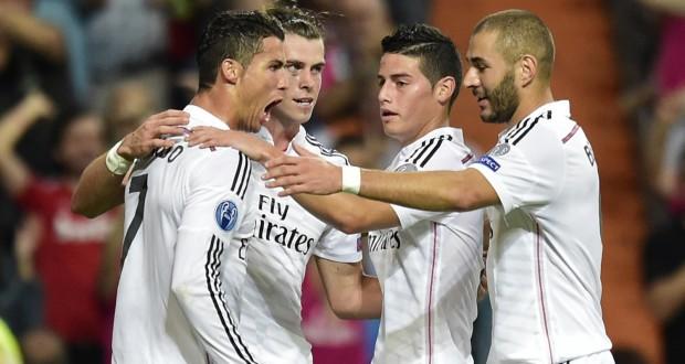 ريال مدريد 15