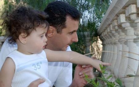كيف يقضي بشار الأسد يومه