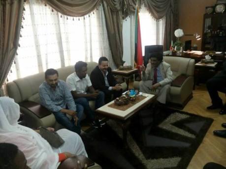السودانيين في مصر4