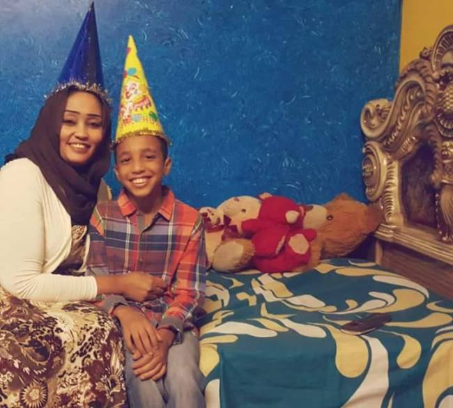 فاطمة عيد ميلاد 2