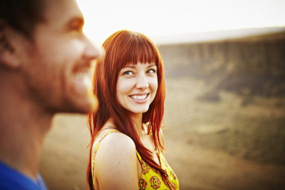 الحب من النظرة الأولى حقيقة أم خيال