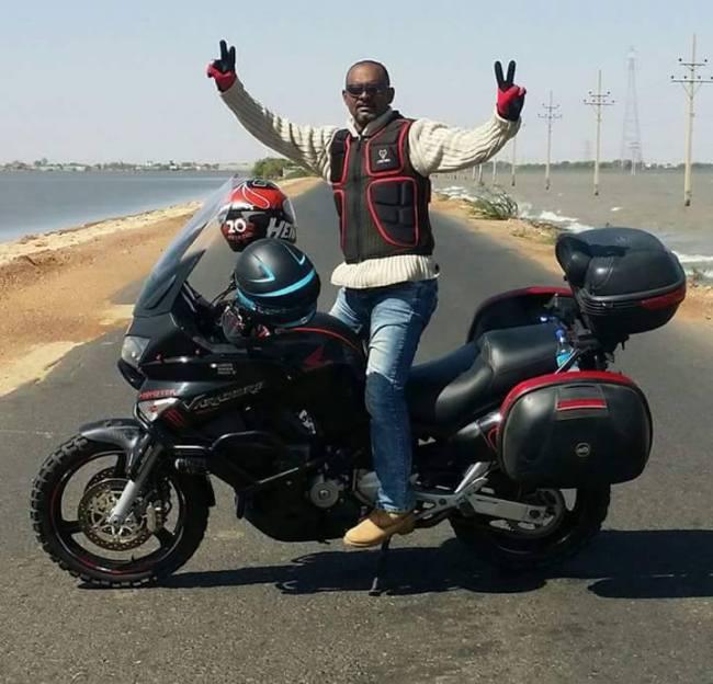 وفاة أشهر قائد دراجة نارية بالسودان اثر تعرضه لحادث مؤلم بشارع النيل الخرطوم