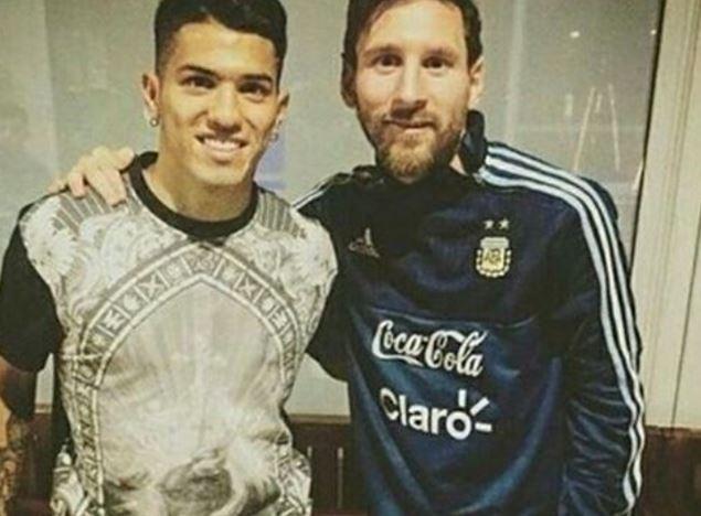 ميسي من جديد بقميص الأرجنتين!