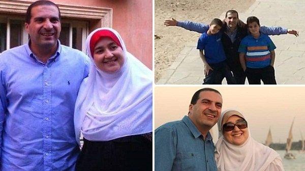 رد غير متوقع من زوجة عمرو خالد الأولى على زواجه