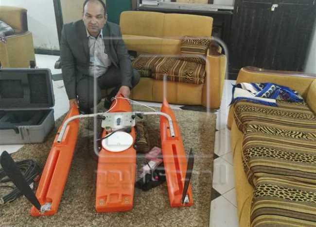 مصر تبدأ تجريب أحدث جهاز أمريكي لقياس فيضان النيل بالخرطوم1