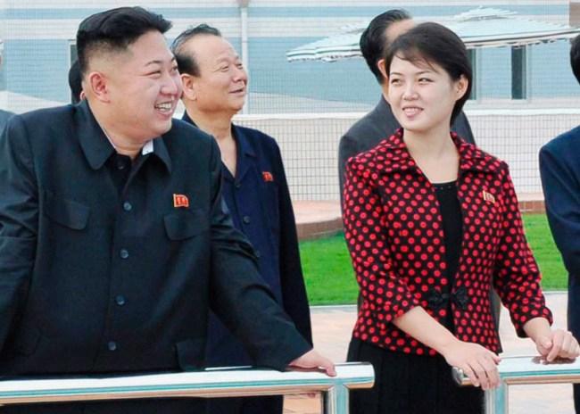 كيم - زعيم كوريا الشمالية وشقيقته