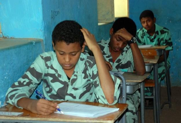 طلاب الشهادة السودانية 2014