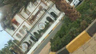 Photo of السيطرة على حريق عرضي في القصر الرئاسي بالخرطوم
