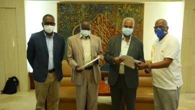 "Photo of ""تاَور"" و""فيصل"" أشادا بدورها.. MTN سودان تُطلع السيادي بإسهاماتها في الحد من ""كورونا"""