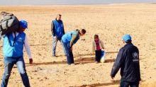Photo of مروان.. طفل سوري عبر وحيدا صحراء الأردن بحثا عن أهله