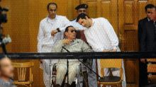 Photo of تأجيل محاكمة مبارك بقضية قصور الرئاسة