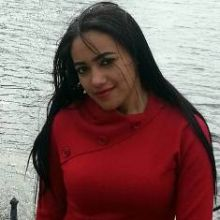 رفيدة ياسين  دوافع التحرش بميدان التحرير سببه ليس  هياج جنسي  !!