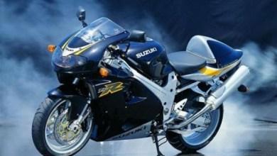 Photo of دراجة نارية من سوزوكى