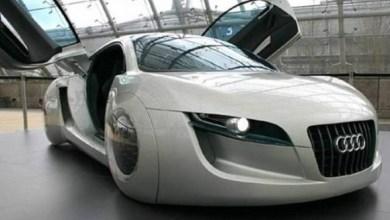 Photo of سيارة ذات تقنيات متطورة من شرطة اوديو موديل 2011