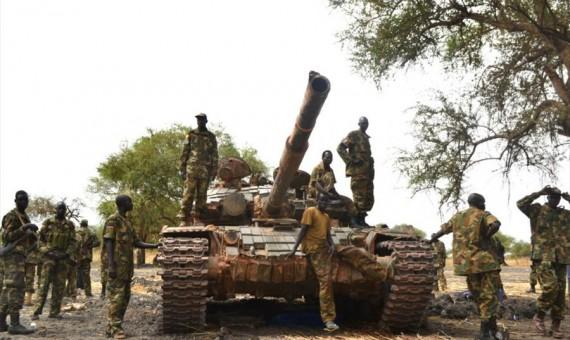 الجيش: نستعد لرفع التمام بخلو جنوب كردفان من التمرد