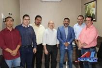 Representantes do IFAL visitam Câmara Municipal de São Miguel dos Campos