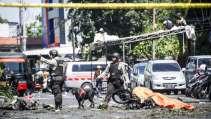 Família suicida usa os quatro filhos para atacar igrejas na Indonésia