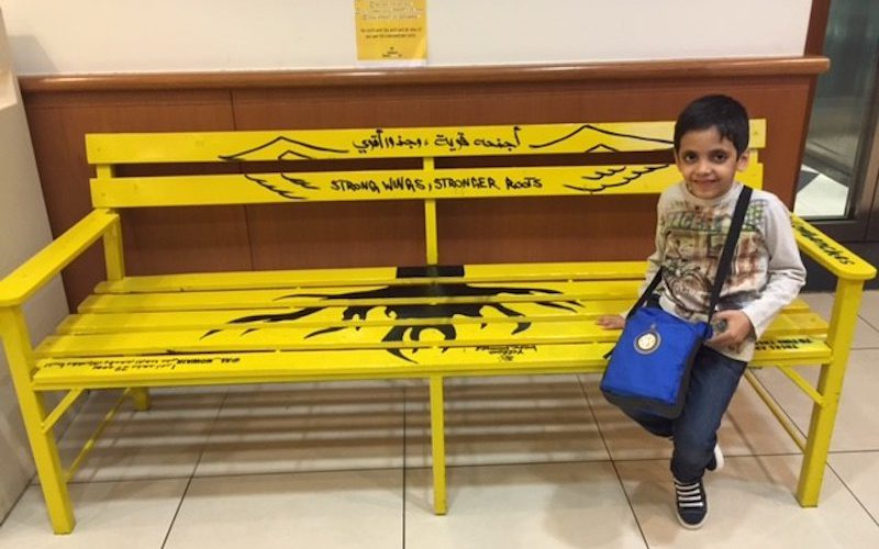 Yellow Benches tg2708@gmail.com